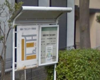 Minamisuna 1-chome Estate map Koto-ku Tokyo
