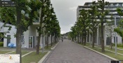 UR Nouvelle Akabanedai danchi street